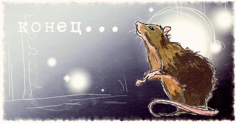 вскоре картинка про крыс со смыслом всех нас