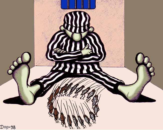 Утро, прикольные картинки про зону и тюрьму