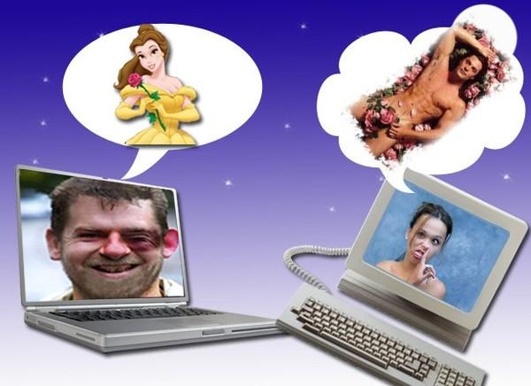 Интернет-знакомства иллюзия реальных отношений