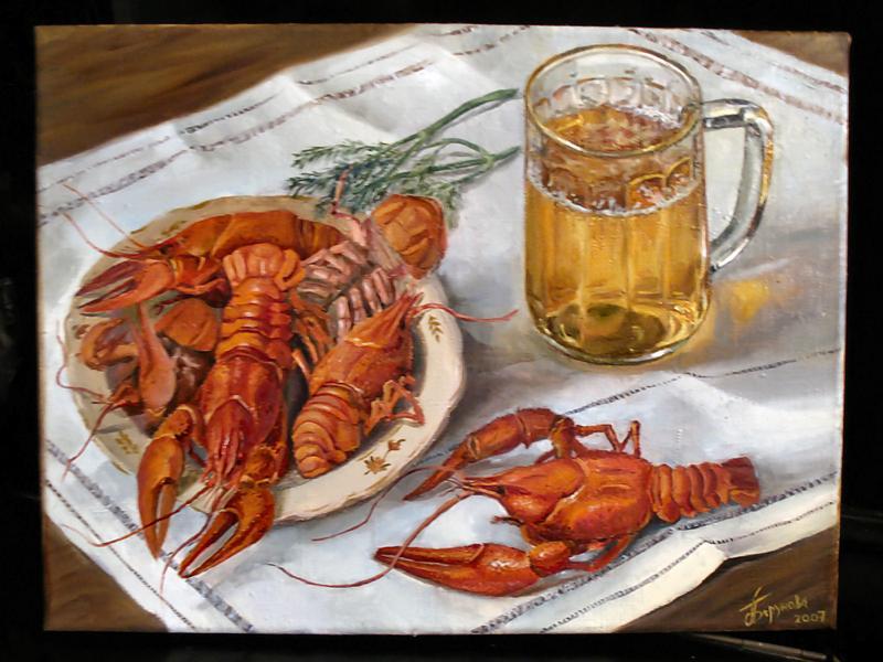 Прикольные картинки рак и рыба