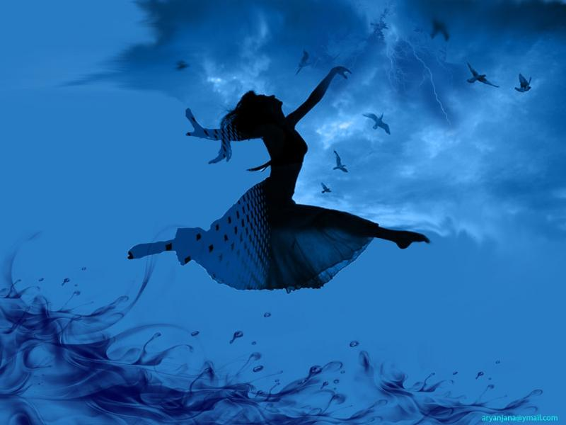 картинка человек летит на птице прическа, модная