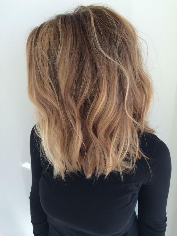 Чем осветлить волосы крашенные волосы