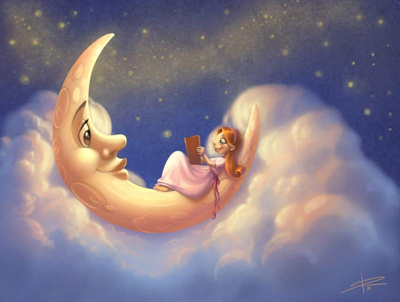 Чудесный сон картинки, открытки