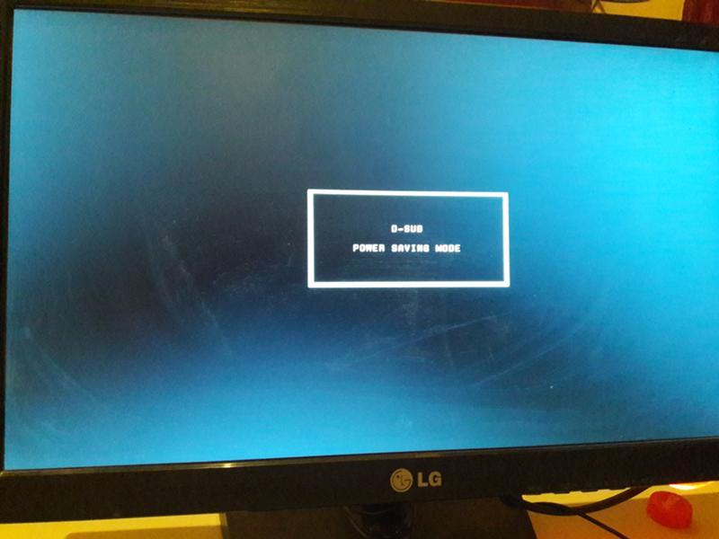 Компьютер работает но экран не горит