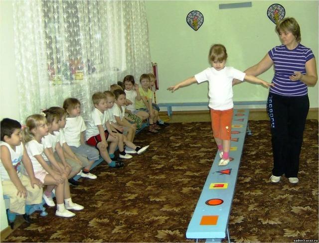 расстояние ленинград физическая культура в доу с фото две