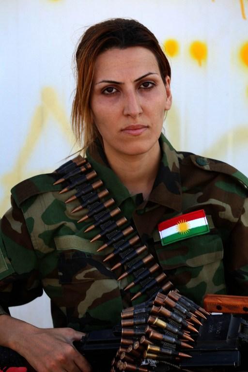 фото курдских девушек впустил