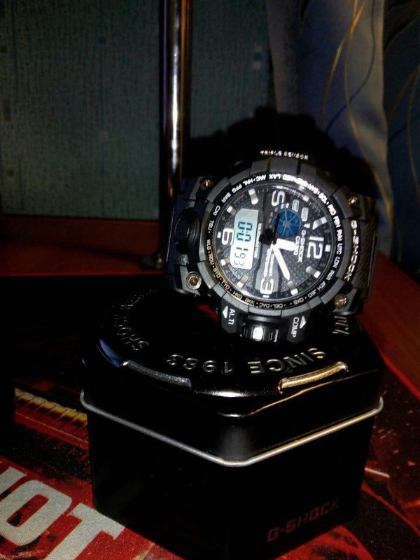 Часы g shock resist как настроить время