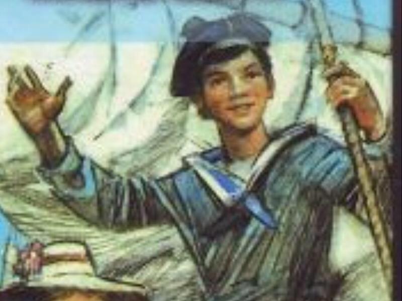 Пятнадцатилетний капитан картинки для раскраски первоначальным