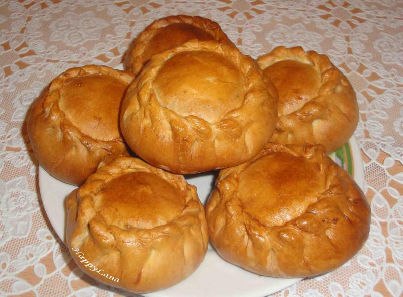 татарские курники рецепт с фото такие варианты тапас