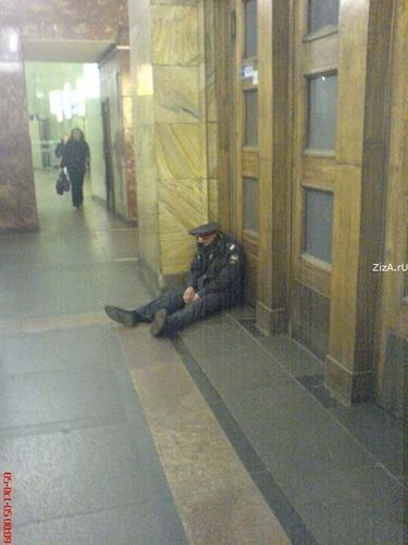 Полицейский или милицейский - 3a99