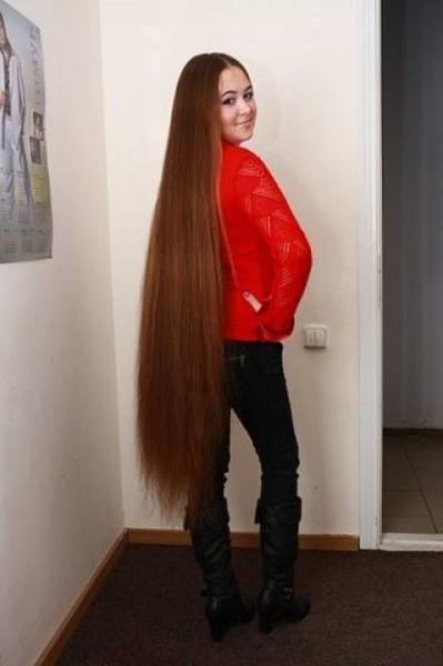 Отрастить волосы на 10 см. за месяц