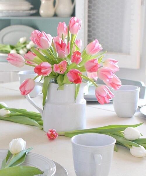 фото доброе утро с тюльпанами справедливости стоит сказать