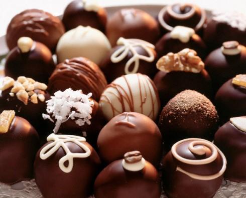 картинки шоколадки красивые