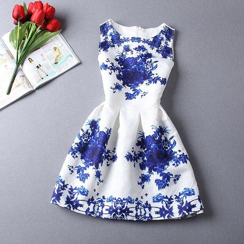 Купить бело синее платье max mara пуховые женские пальто