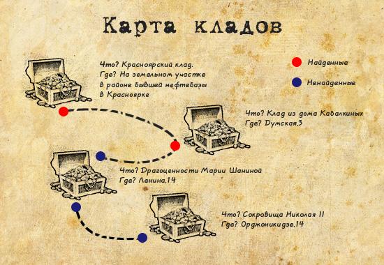Ответы@mail.ru: на земле еще остались ненайденные клады?.