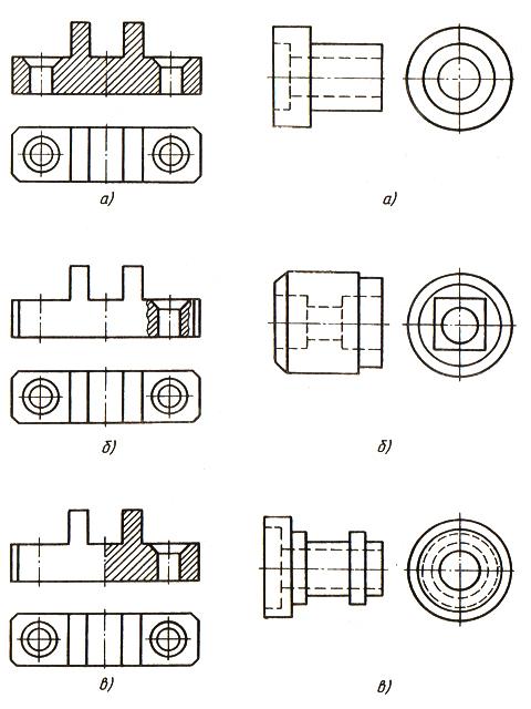 194 черчению рисунок класс гдз по ботвинников 8
