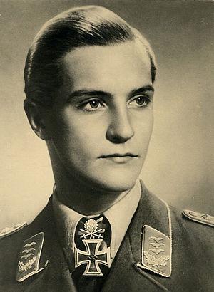 Немецкая причёска