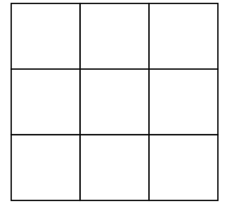 квадраты картинки распечатать весу алюминиевые