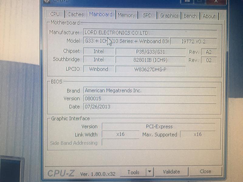 Ответы Mail Ru: Подайдет ли Xeon e5450 на эту мат плату без