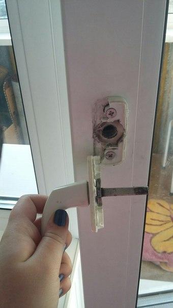 Ответы@mail.ru: Что делать если сломал ручку от двери ведущу.