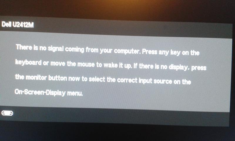 компютер не включается пишет не т сигнала знаке Зодиака Рак