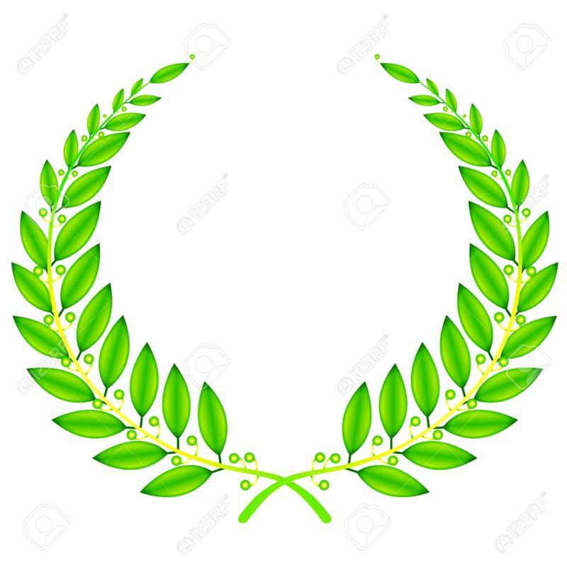 веточка растения которая символизирует мир два