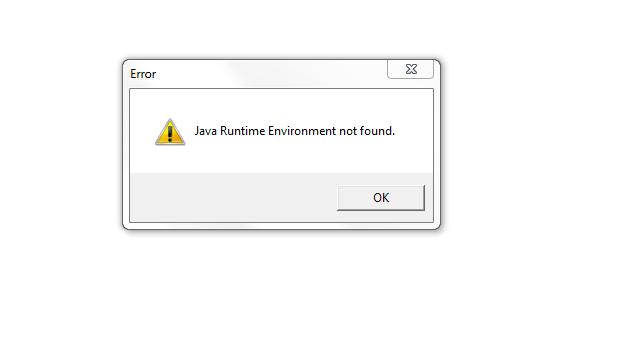 что делать если при запуске майнкрафт пишет java runtime environment #2