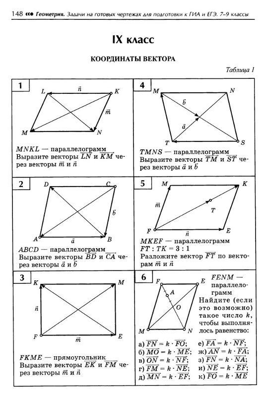 Геометрия Задачи На Готовых Чертежах Гдз Отвты