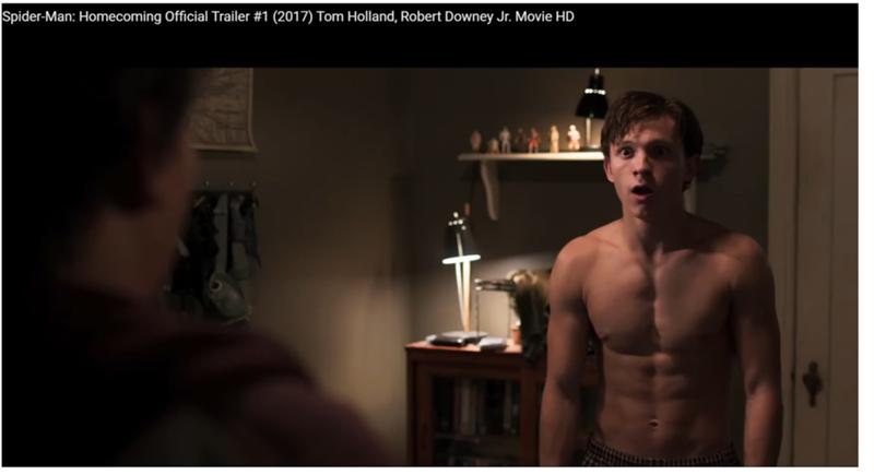 Сексуальный ответ кино