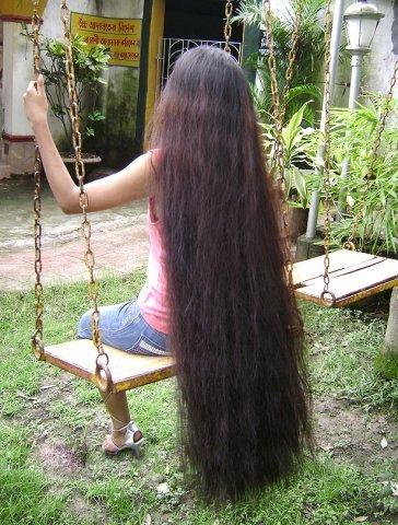 Как быстро отрастить длинные густые волосы