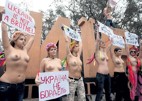 Европе проститутка в украинка третья каждая