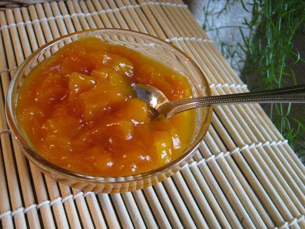 Варенье тыква с апельсином рецепт с фото