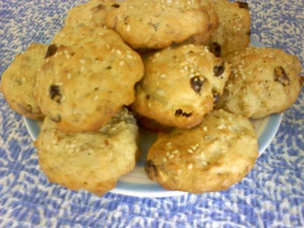 Рецепт печеньев фото