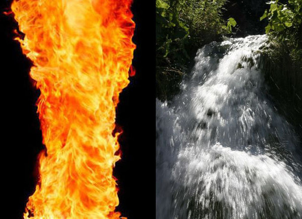 вспомнят, картинки как горит огонь как течет вода актуальные