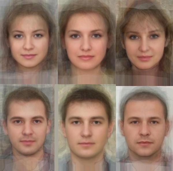 Как определить национальность по внешности фото