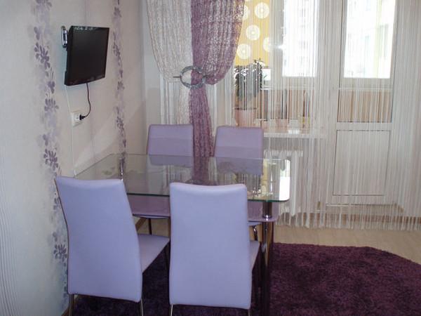Ответы@mail.ru: нитевые шторы на кухне. фото ваших штор на к.