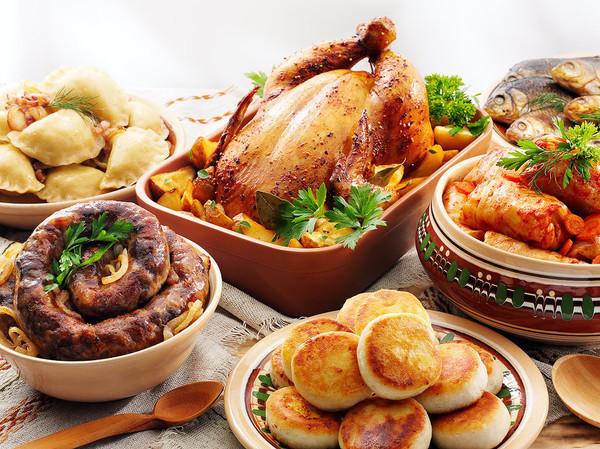 Обед мясом рецепт фото