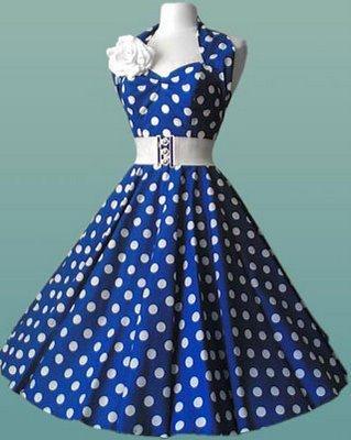 Платье на девочку в стиле 60-х