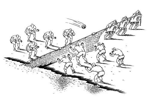 Прикольные картинки о волейболе, правила поведения столом
