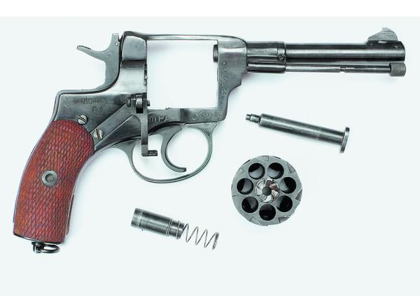 Сколько Патронов В Магазине Револьвера