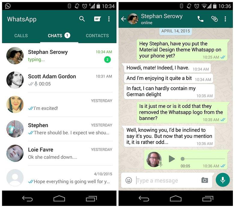 приложение whatsapp на андроид скачать бесплатно