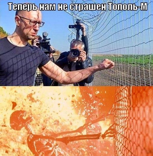 """Яценюк: """"Для вступления в НАТО Украина должна продолжить реформу армии и бороться с популистами"""" - Цензор.НЕТ 5543"""