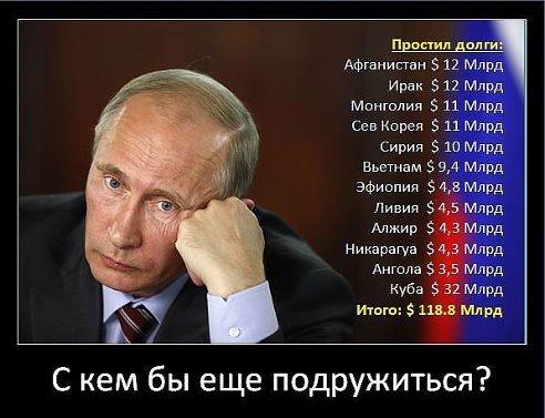"""""""Слабое место Путина - его грязные деньги"""", - The Economist поместил на обложку президента РФ в образе царя - Цензор.НЕТ 7950"""