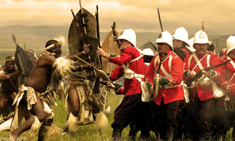 zulu wars Zulu war, 1879 the war was the unforeseen result of the desire of lord carnarvon [1], the british colonial secretary, to unite the british colonies and boer [2] (afrikaner) republics in south africa [3] to guarantee the security of white settlers.