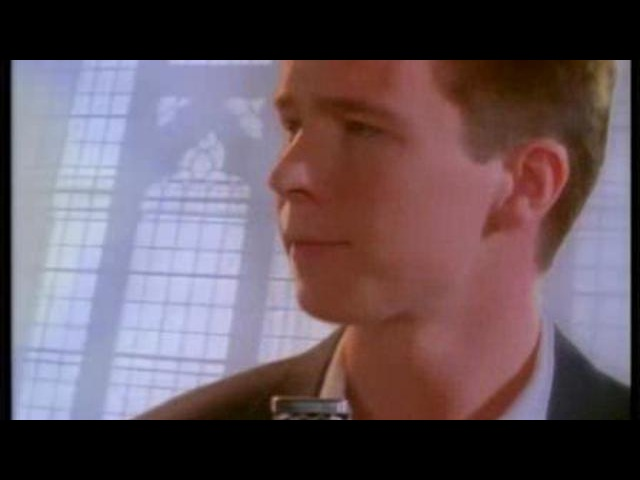 rick astley never gonna give you up video youtube - 530×298