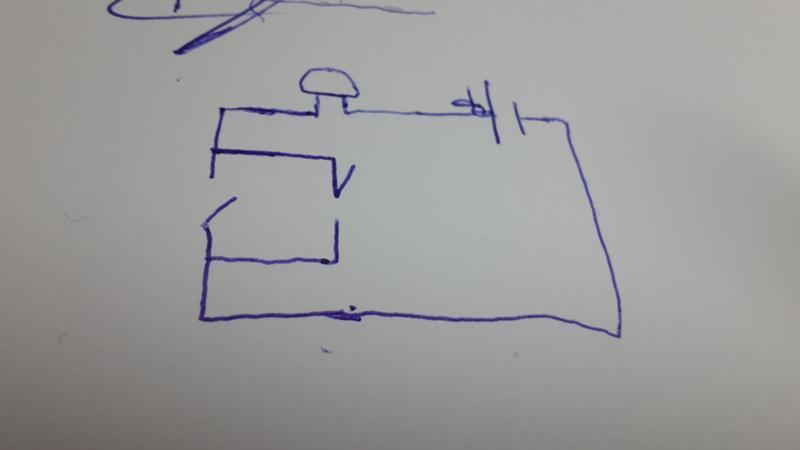 Придумайте схему цепи
