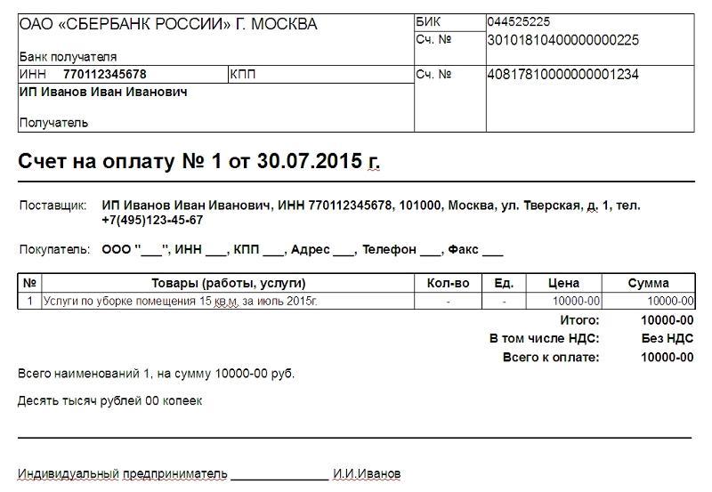 Сбербанк россии открыть расчетный счет для ип