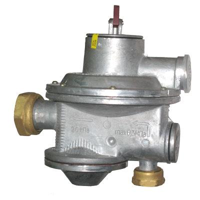 редуктор давления газа на газовой котельной