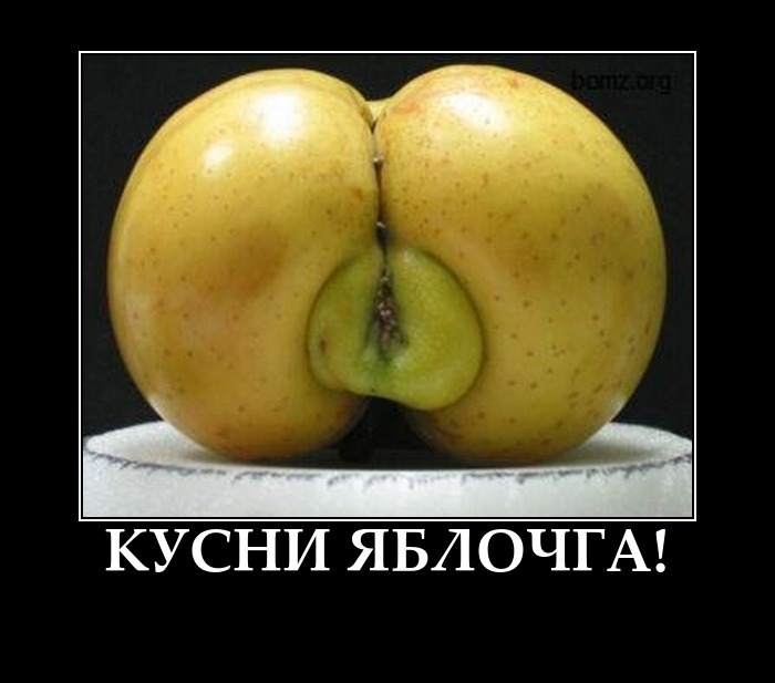 Картинки про яблоки приколы