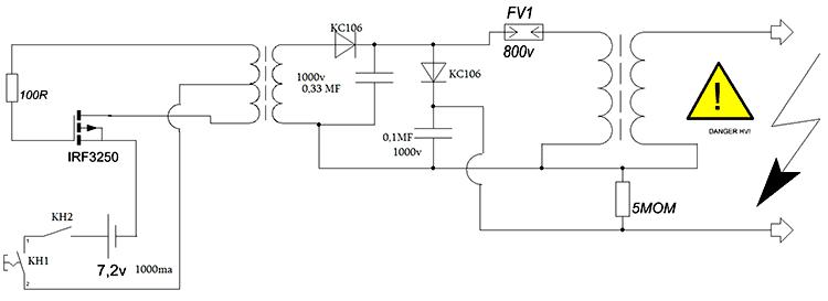Как сделать блок генератор 594